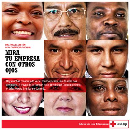 Collage de caras