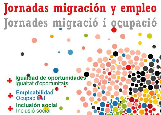 Jornadas migración y empleo