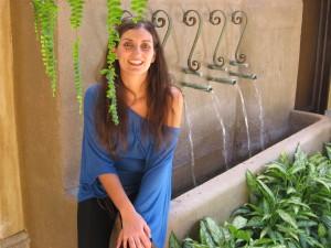 Sara Giménez. Abogada. Responsable Igualdad. Secretariado Gitano.