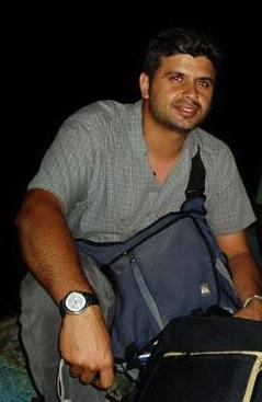 Nico Castellano. Periodista Cadena Ser