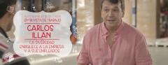 """""""Entrevista de trabajo"""" del Plan de Empleo de Cruz Roja  a Carlos Illán, empresario de Red Logística"""