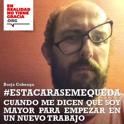 Cara rara_Borja Cobeaga