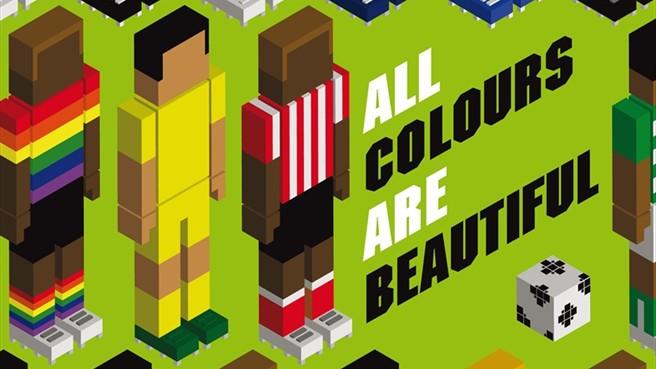 Todos los colores son bonitos - UEFA