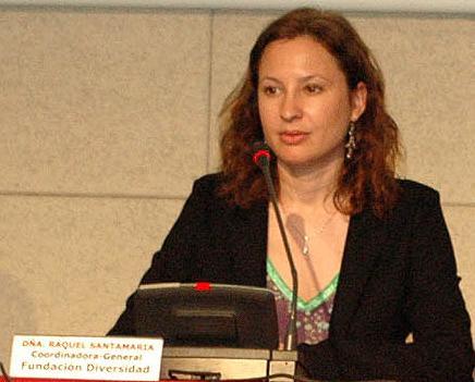 Raquel Santamaría_Fundación para la Diversidad