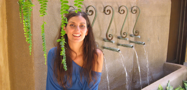 Sara Giménez. Abogada. Responsable Igualdad. Secretariado Gitano