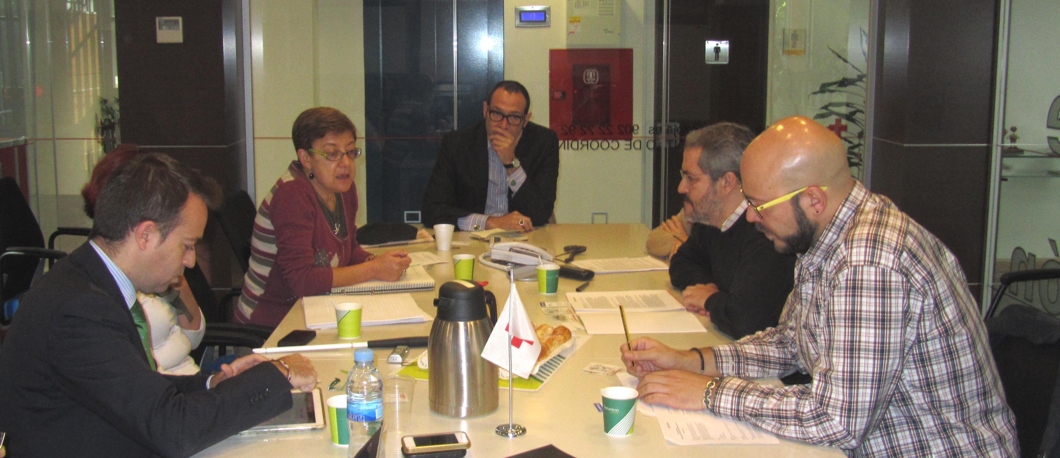Diálogo por la inclusión laboral